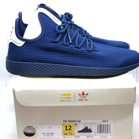 782becb47 Adidas Pharrell Williams PW Tennis Hu BY8719